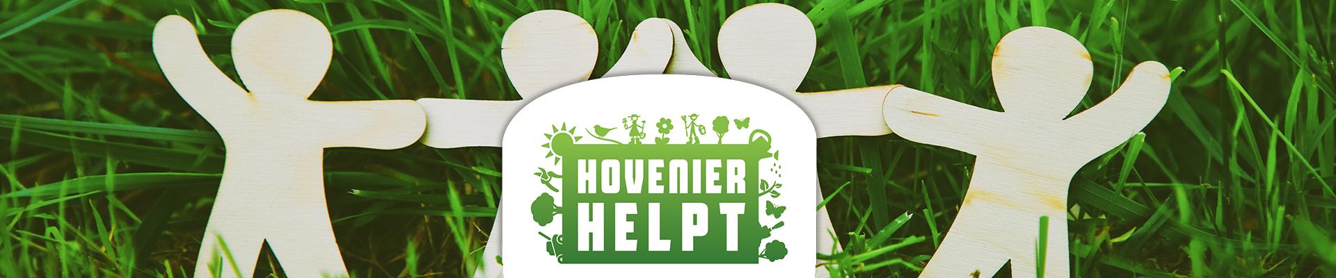 Hovenier Helpt – Samen Nederland groener!